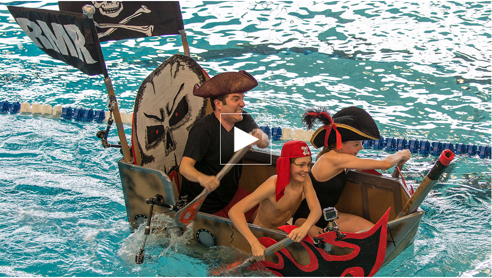 Rick Mercer Report – Waterloo Boat Competition
