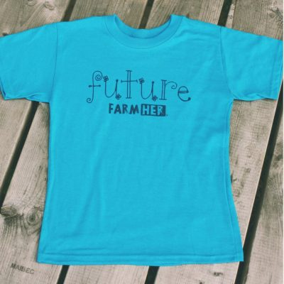 Future FarmHer Youth Shirt