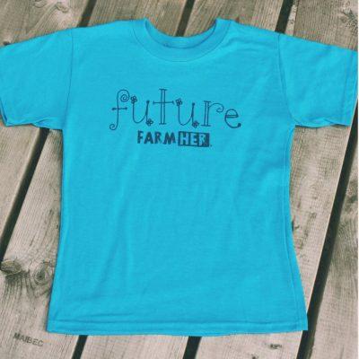 Future FarmHer Youth Shirt