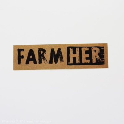 FarmHer Sticker