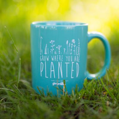 Garden her mug